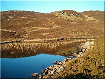 NM9301 : Tail of the loch by Patrick Mackie
