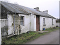 H3868 : Old cottage at Tattysallagh by Kenneth Allen