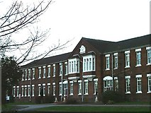 SJ8653 : Westcliffe Hospital by Steve Lewin