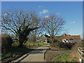 SU8292 : Fryers Farm, Lane End by David Ellis