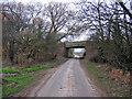 SE7724 : Bridge No. TJG2-2 by Stephen Horncastle