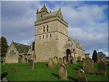 NT8656 : Chirnside Parish Church by Kevin Rae
