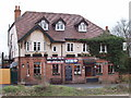 SU9584 : The Stag, Burnham Beeches - walkers welcome! by David Hawgood