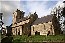 SK9896 : St.Mary & St.Peter's church, Waddingham, Lincs. by Richard Croft