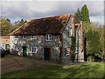 SU8499 : Baptist Church, Speen by David Ellis