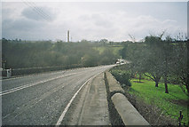 ST7159 : A367, Dunkerton Looking Towards Peasedown St John by Dominic Dawn Harry and Jacob Paterson