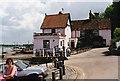 TM2037 : Butt & Oyster Inn, Pin Mill, Suffolk. by Tony Teperek