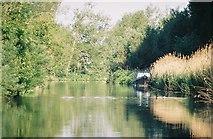SU5066 : Kennet & Avon Canal by Pierre Terre