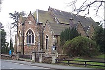 SO8799 : Christ Church, Tettenhall Wood by Geoff Pick