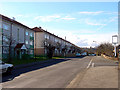 ST5478 : Broadlands Drive, Lawrence Weston by Linda Bailey