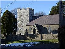 SN7404 : Cilybebyll Church by Kevin Flynn