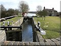 SP9318 : Ivinghoe Locks by Chris Cole