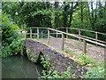 ST5762 : Crickback Bridge, Chew Magna by Derek Harper