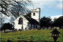 SO3620 : Llangattock Lingoed Church by Stephen McKay