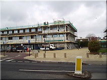 TQ4679 : Abbey Wood Library, Eynsham Drive, London SE2 by Dr Neil Clifton