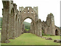 SO2827 : Llanthony Priory by Dara Jasumani
