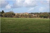 SW7241 : Farmland west of Carharrack by Tony Atkin