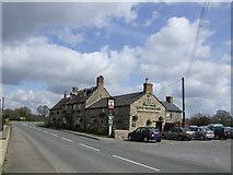 SP3208 : Lord Kitchener, Curbridge by al partington