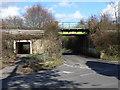 SU8999 : Railway bridge, Little Kingshill by Andrew Smith
