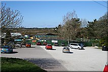 SW7644 : Garden Centre between Chacewater and Threemilestone by Tony Atkin