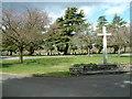 SZ0695 : Kinson Cemetery, Bournemouth by Stuart Buchan