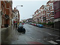 Dist:0.2km&lt;br/&gt;Looking towards Finchley Road, photographer's back to West End Green.