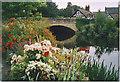 SO4158 : Eardisland, Bridge and River Arrow. by Colin Smith
