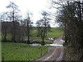 SJ8473 : Bag Brook, Monks Heath by michael ely
