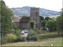 SO4510 : St Dingad's Church, Dingestow by Lyn Harper
