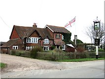 SP9305 : The Bull at Bellingdon by Rob Farrow