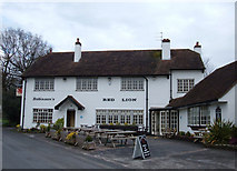 SJ8169 : The Red Lion, Lower Withington by michael ely