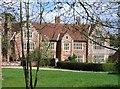 TM2998 : Kirstead Hall by Graham Hardy