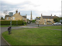 TF1505 : Glinton Village Centre by Mike Bardill