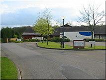 TL1599 : Capio Fitzwilliam Hospital by Mike Bardill
