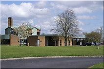 ST5669 : South Bristol Crematorium by Adrian and Janet Quantock