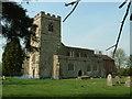 SP9320 : Holy Cross, Slapton by Rob Farrow