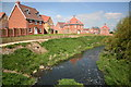 SK8345 : River Witham by Richard Croft