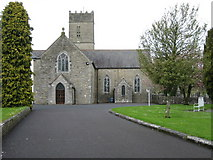 N4064 : Franciscan Friary Church, Multyfarnham by Brian Shaw
