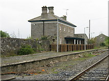 N3863 : Multyfarnham Railway Station by Brian Shaw