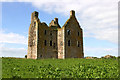 NJ9926 : Knockhall Castle by Ian Cleland