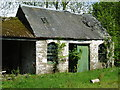 NN6702 : Derelict building, Upper Lanrick by Eileen Henderson