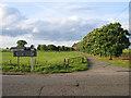 TL1240 : New Rowney Farm drive, Southill, Beds by Rodney Burton