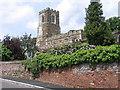 TL2147 : All Saints' church, Sutton, Beds by Rodney Burton