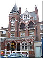 Housed in a flamboyant Victorian building on Kennington Lane.