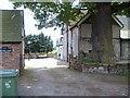 SJ5963 : Oak Tree Farm, Rushton by Mike Harris