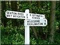 SE7542 : Signpost by Roger Gilbertson