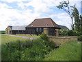 TL3766 : Trinity Barn, Swavesey, Cambs by Rodney Burton