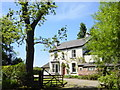 SJ3577 : Heath Farm near Childer Thornton by Sue Adair