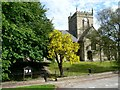 SE9136 : St Nicholas Parish Church, North Newbald by Roger Gilbertson