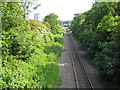SP8212 : Aylesbury to Princes Risborough railway by Nigel Cox
